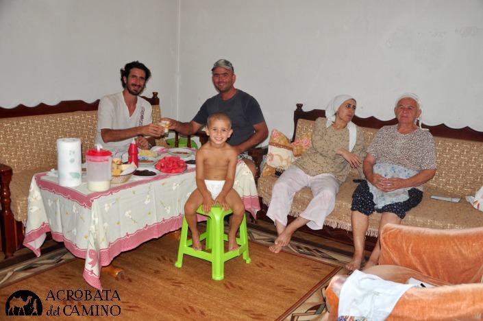 musulmanes en albania