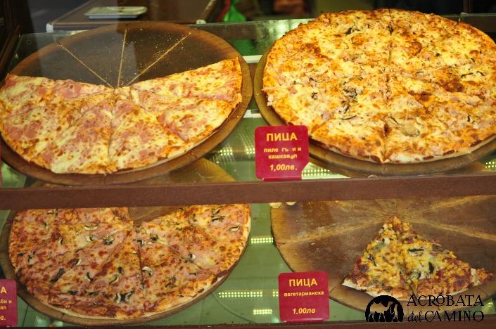 pizza en sofia