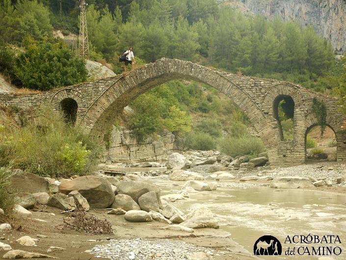 puente otomano corovode