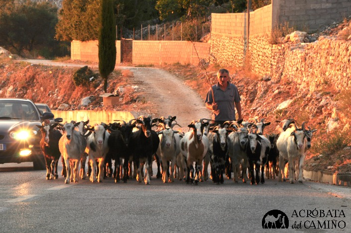 rutas de Albania