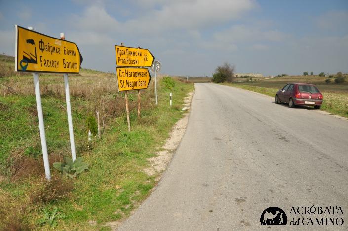 rutas macedonia