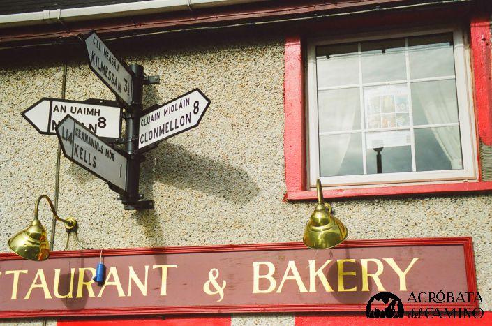 carteles en irlandes