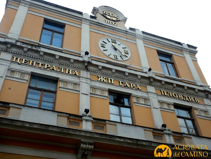 trenes de bulgaria