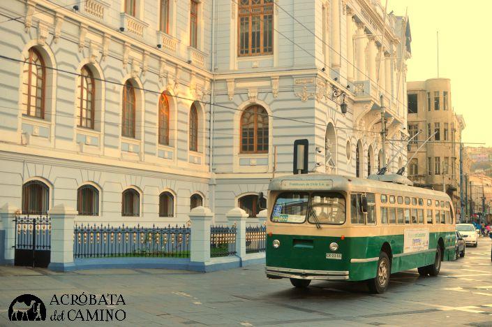 buses antiguos valparaiso