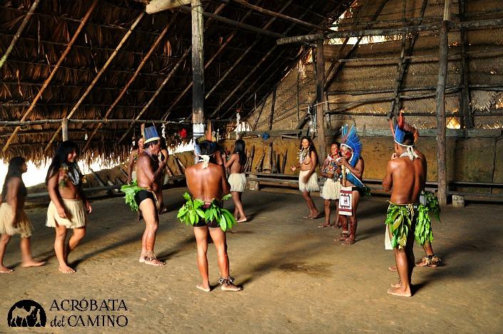 danza ritual amazonas