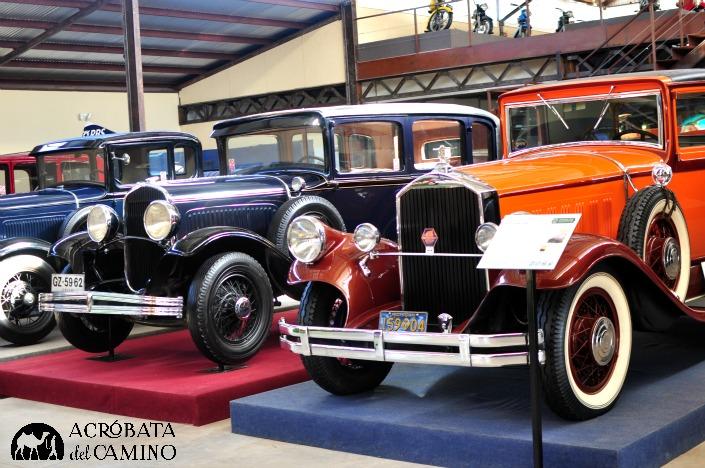 museo del automovil de colchagua