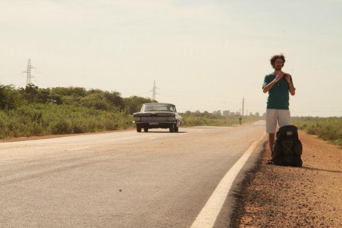 autostop en cuba