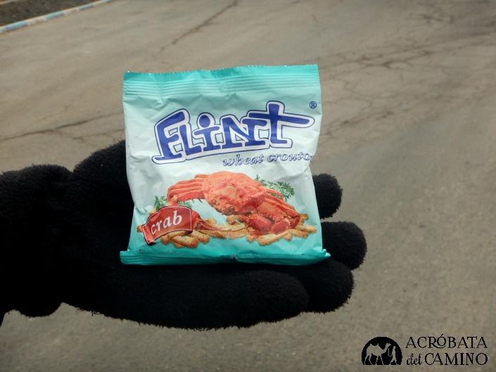 flint crab snacks