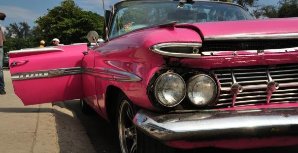 Autos Clasicos Americanos En Cuba Un Contra Manifiesto Acrobata