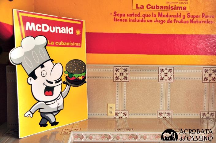 MacDonalds en Cuba