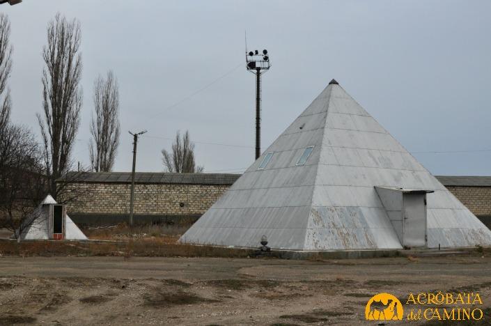 Las pirámides más bizarras del mundo.