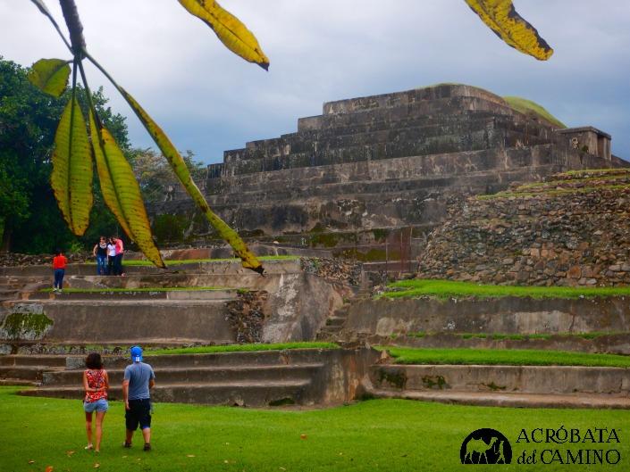 piramide de tazumal