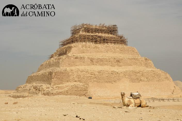 piramide de saqqara