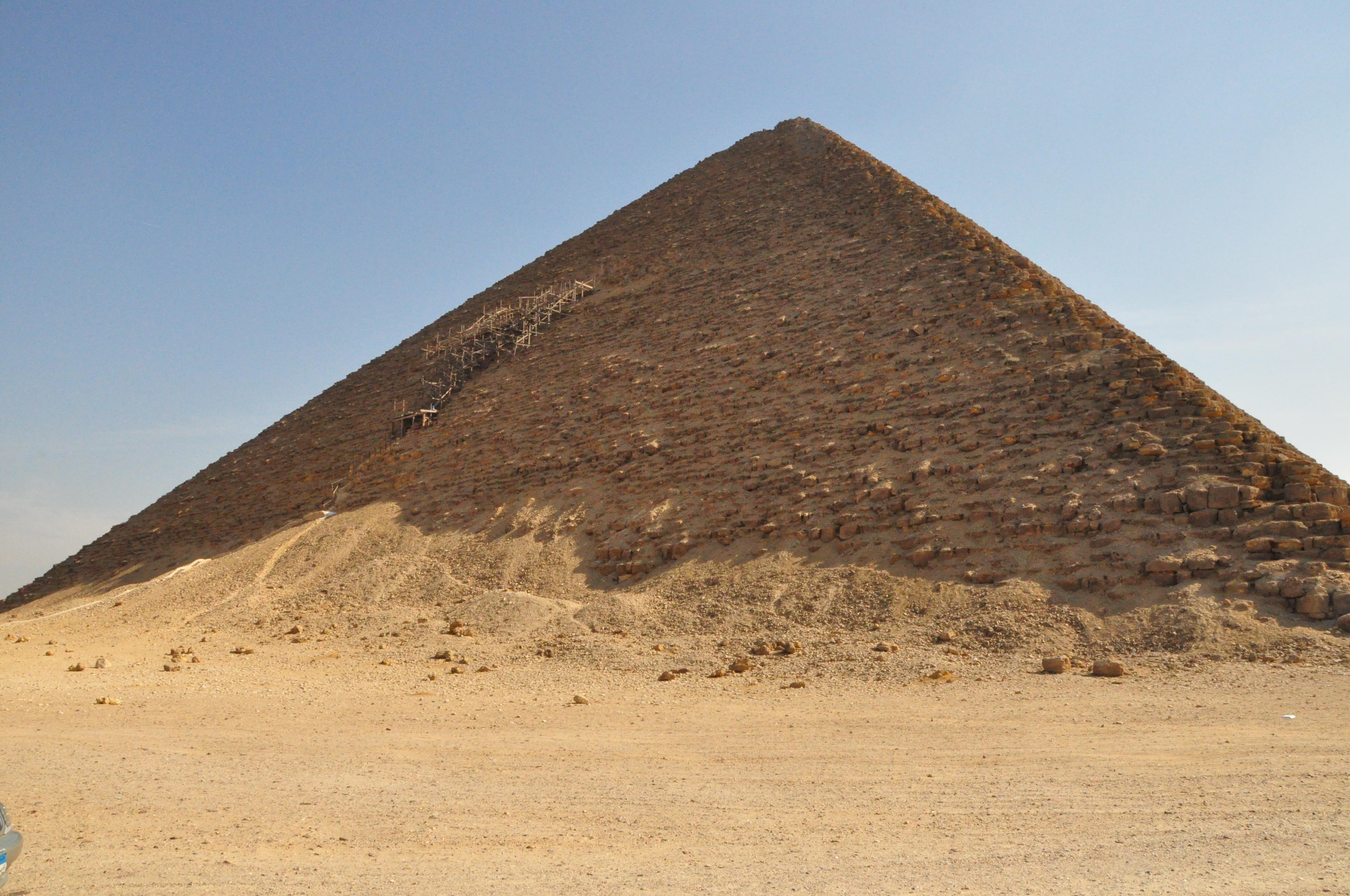 piramide roja dahshur