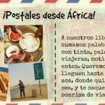POSTALES DESDE AFRICA – UNA FORMA DE UNIR CAMINOS