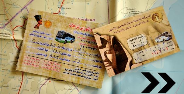 cruzar de egipto a sudan