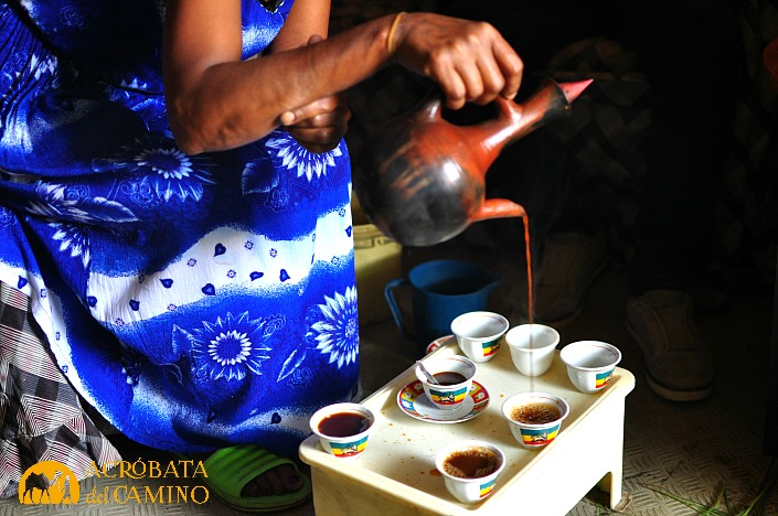 ceremonia del café