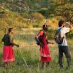 Sabuk: intimidad con la naturaleza en el norte de Kenia
