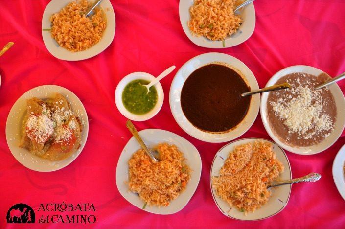 comida mexicana xochimilco