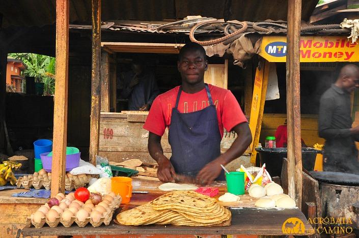 rolex comida tipica de uganda