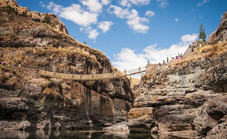 puente qeswachaka