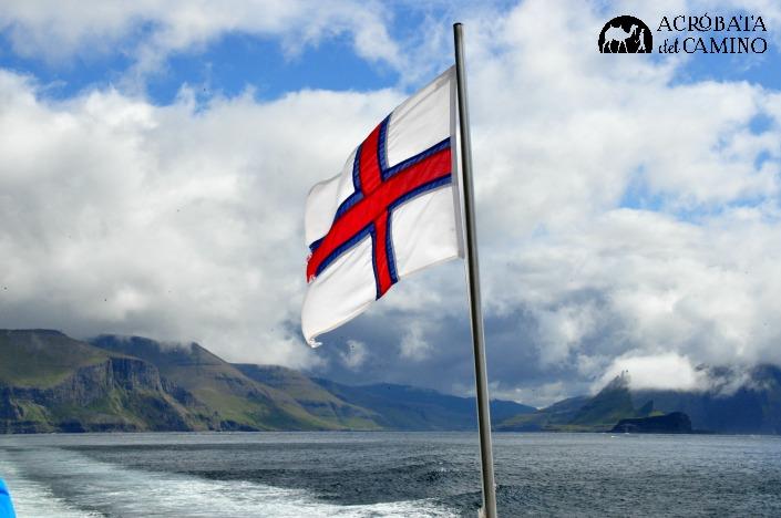 bandera de Islas Feroe