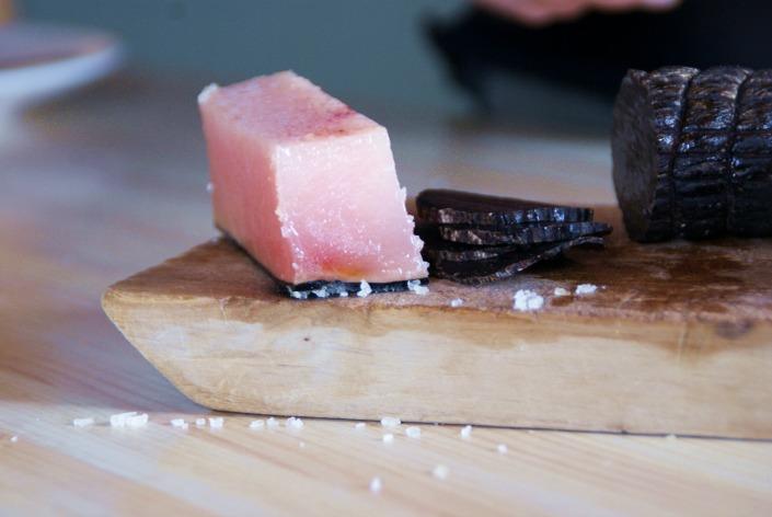 carne de ballena en islas feroe