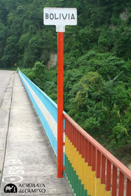 frontera Bermejo Aguas Blancas