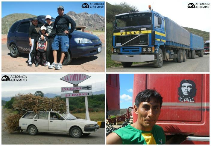 en ruta bolivia