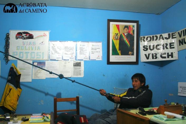 tranca bolivia