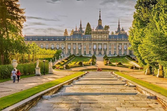 palacio real granja de san ildefonso
