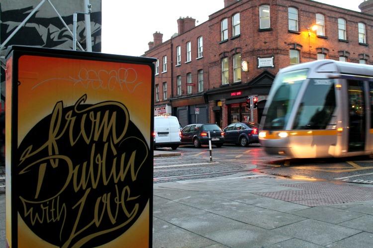 Luas Dublin
