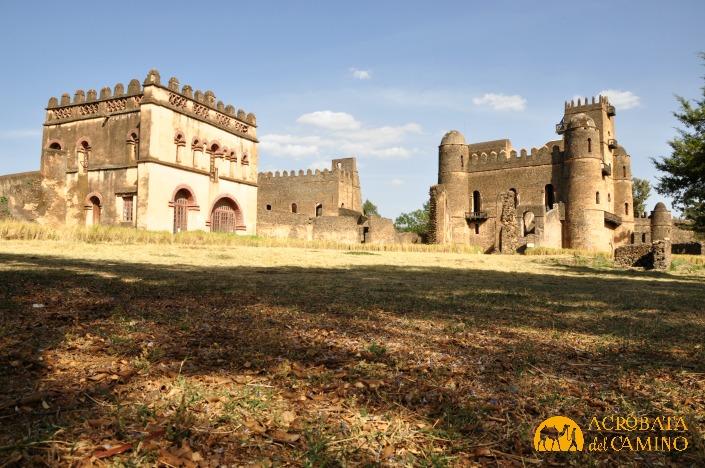 Recinto Real de Gondar