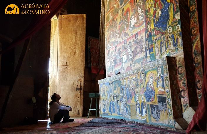 monasterios en bahir dar
