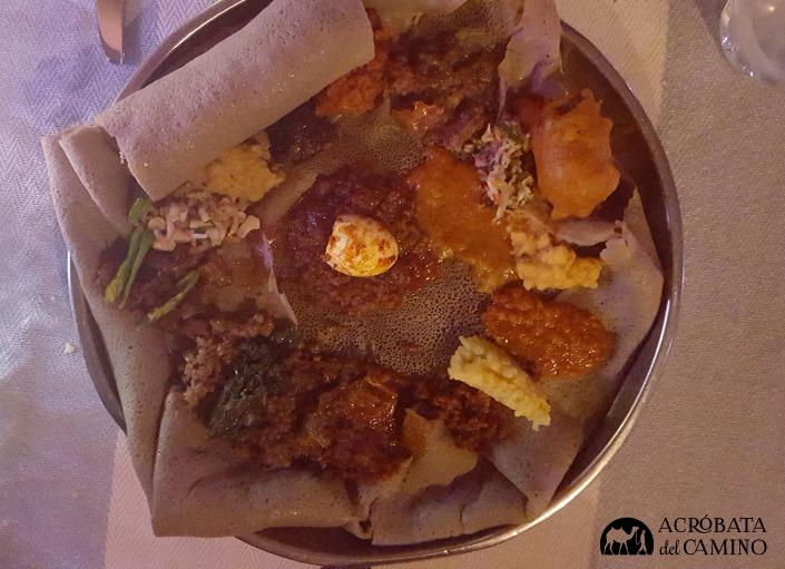 comida eriope
