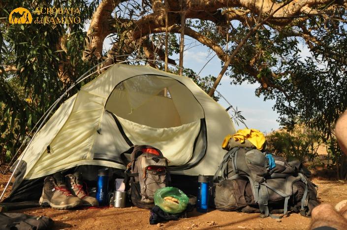 Camping en Etiopía