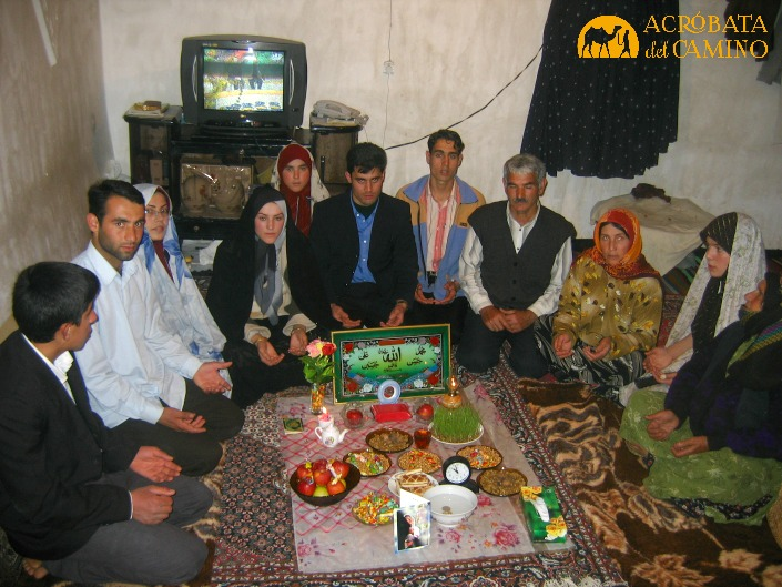 año nuevo persa
