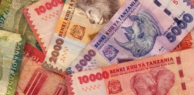 shillings de tanzania