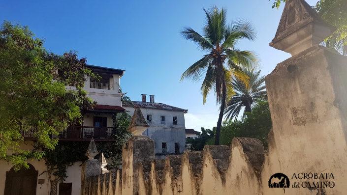 itinerario por zanzibar e imagen de stone town