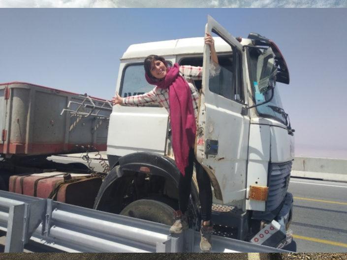 camiones mercedes en iran