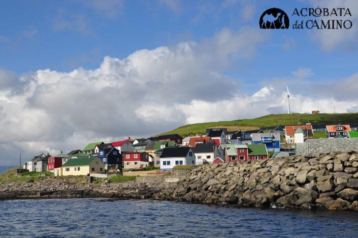 Nolsoy pueblo de pescadores
