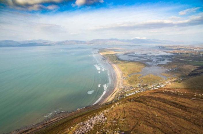 Playa de Rossbeigh Irlanda