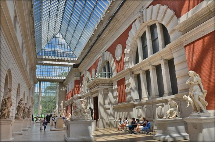museo metropolitano de arte nueva york