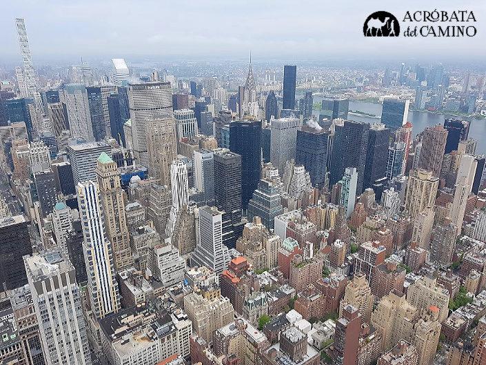 rascacielos en Manhattan