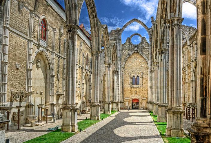 to de carme en Lisboa