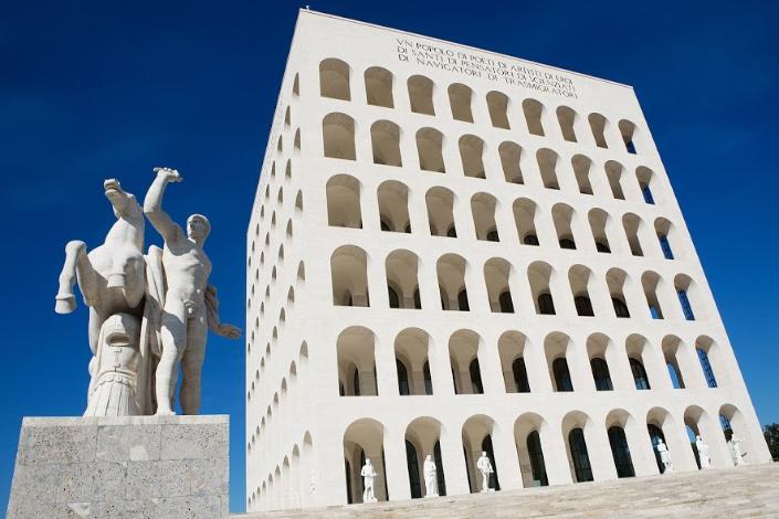 arquitectura fascista en italia