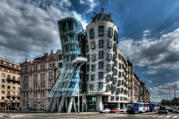 casa danzante que ver en Praga