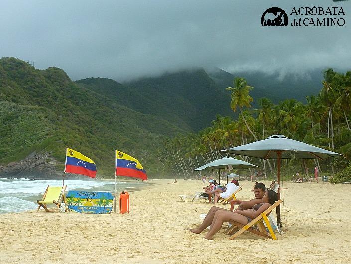 mejores playas de venezuela