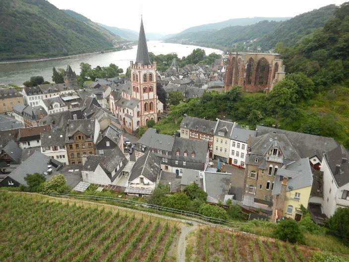 destinos mochileros en Alemania