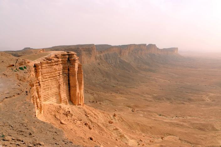 desierto arabia saudita
